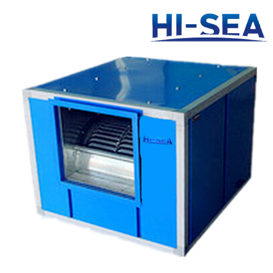 DBF Low-noise Centrifugal Cabinet Fan