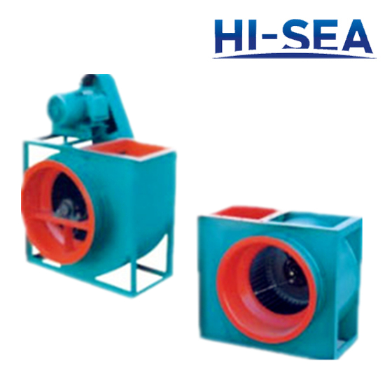 DDL Single-suction Low-noise Centrifugal Fan