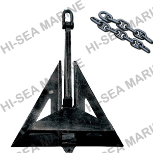 Delta Flipper Anchor