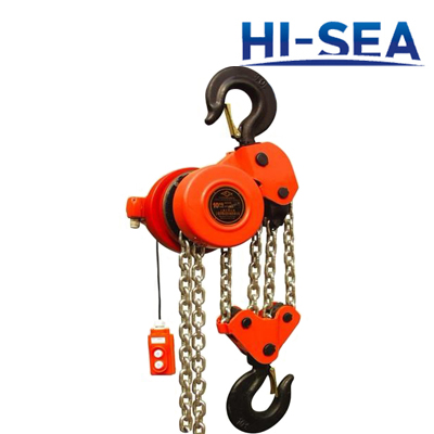 DHP Type Electric Chain Block