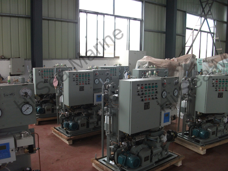 YWC-2.50 Oil Water Separating Treater