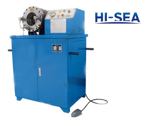 DSG250B hose crimping machine