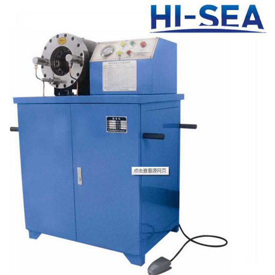 DSG51A/B multifuction pipe locking machine