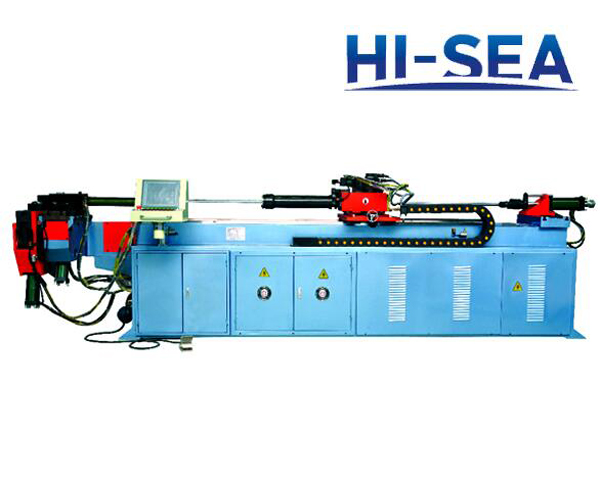DW130NCBL Semi-automatic Pipe Bending Machine