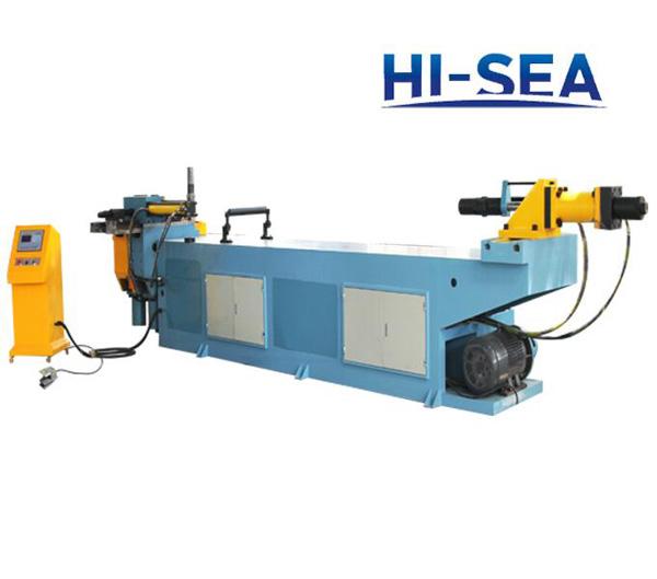 Hydraulic Pipe Bending Machines : Dw nc single head hydraulic pipe bending machine supplier
