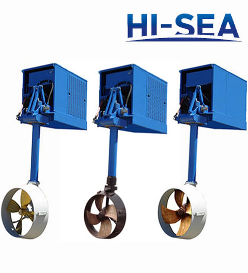 Deck Combination Azimuth Thruster