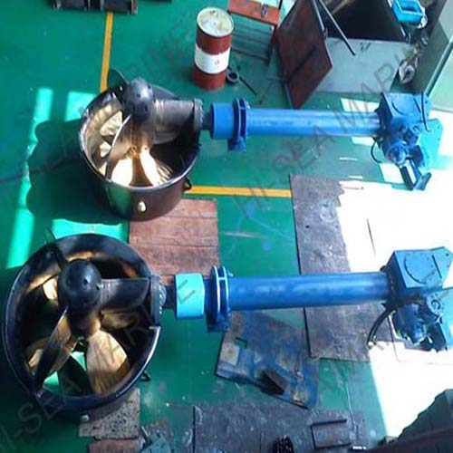 Deck Mounted Azimuth Thruster