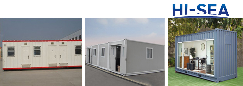 Modified Container House