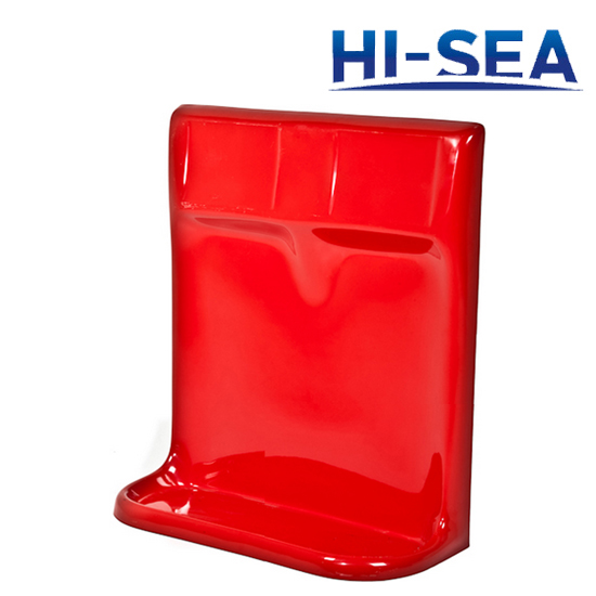 Double Type FRP Fire Extinguisher Stand