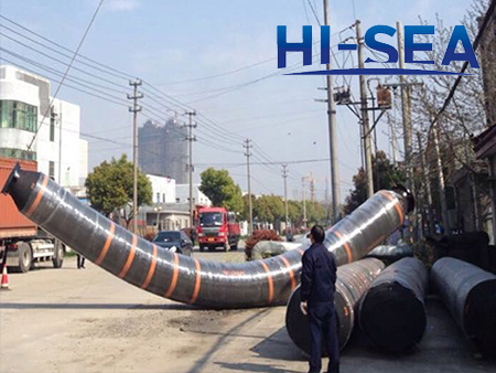 Dredge Armored Hose