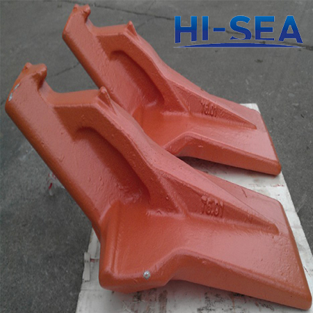 Dredge Cutter Teeth