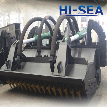 Dredge Drag Head