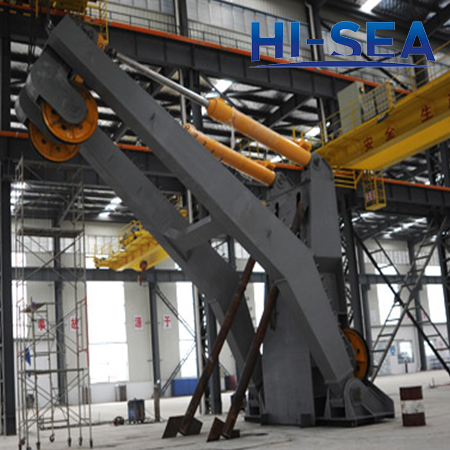 Dredge Gantry