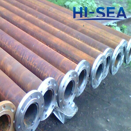 Dredge Seamless Steel Pipe