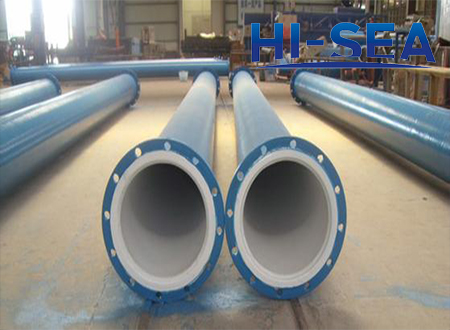 Dredge Steel Pipe