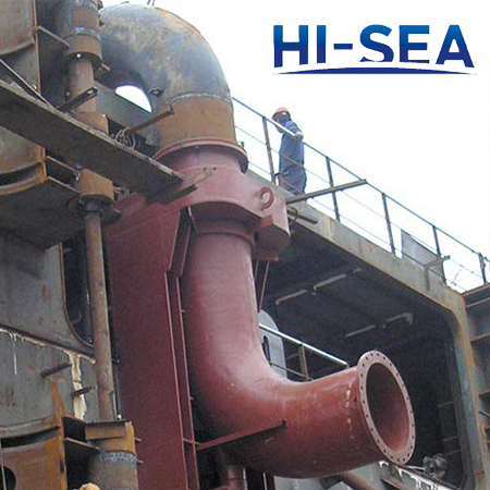 Dredge Swivel Bend