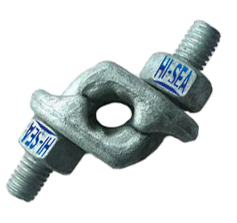 Drop Forged Fist Grip Clip for Wire Rope