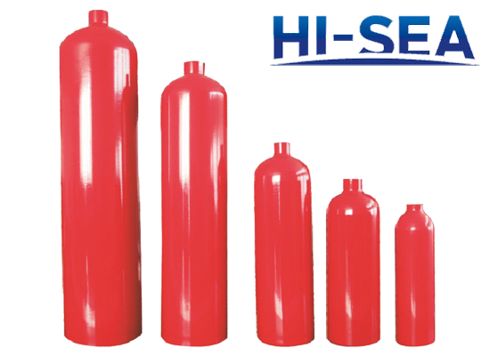 Dry Powder Fire Extinguisher Cylinder