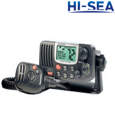 Dual-watch and Tri-watch VHF DSC Marine Radio