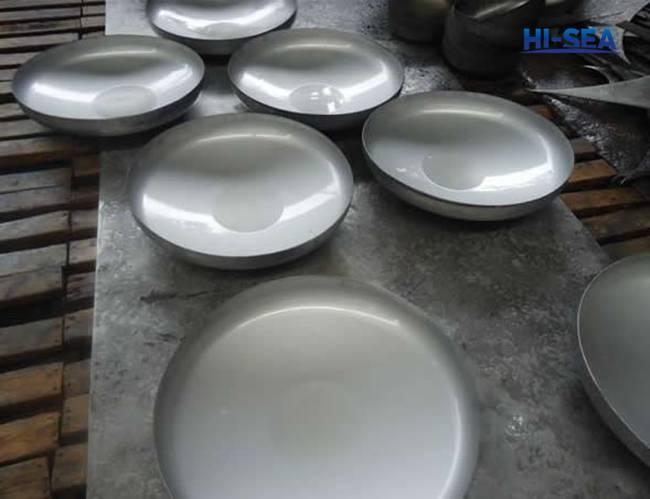 Duplex stainless steel torispherical head supplier china