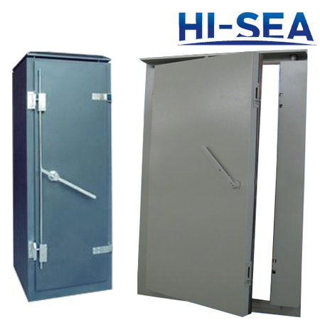 EMI Shielding Door