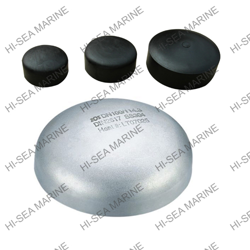 Alloy Steel Carbon Steel End Caps
