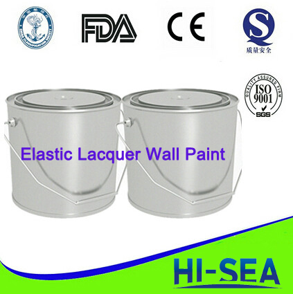 Elastic Lacquer Wall Paint