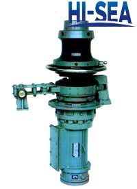 Electric Anchor Mooring Capstan