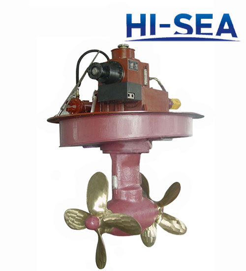 Electric Azimuth Thruster