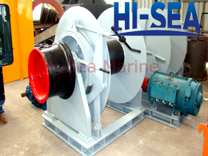 Electric Double Drum Mooring Winch