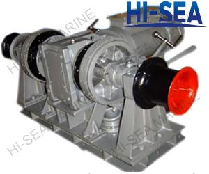 Electric Double Gyspy Windlass