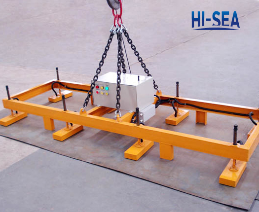 Electric Magnetic Lifter for Steel Plate