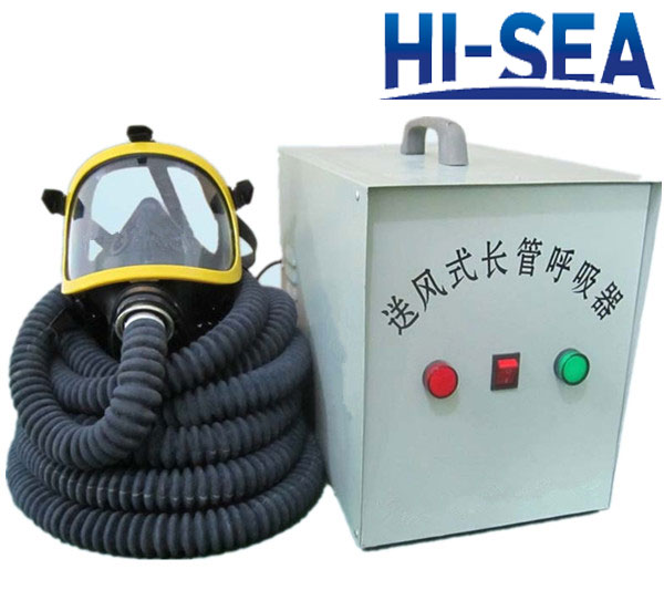 Electronic Air Hose Long Tube Air Breathing Apparatus