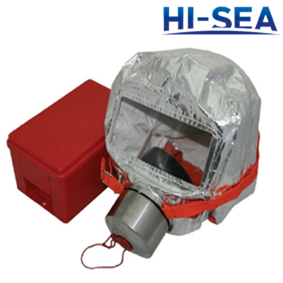 Escape Mask Fire Fighting  Hood