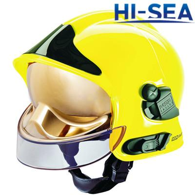 European Style Fire Fighting Helmet