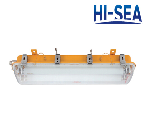 Explosion-proof Fluorescent Pendant Light