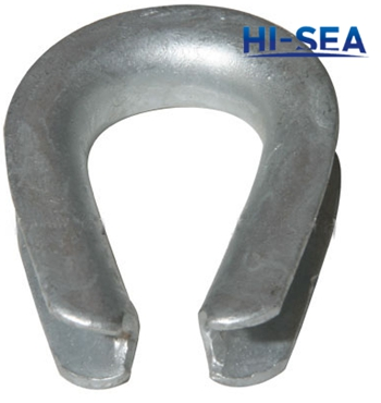 Extra Heavy Wire Rope Thimbles