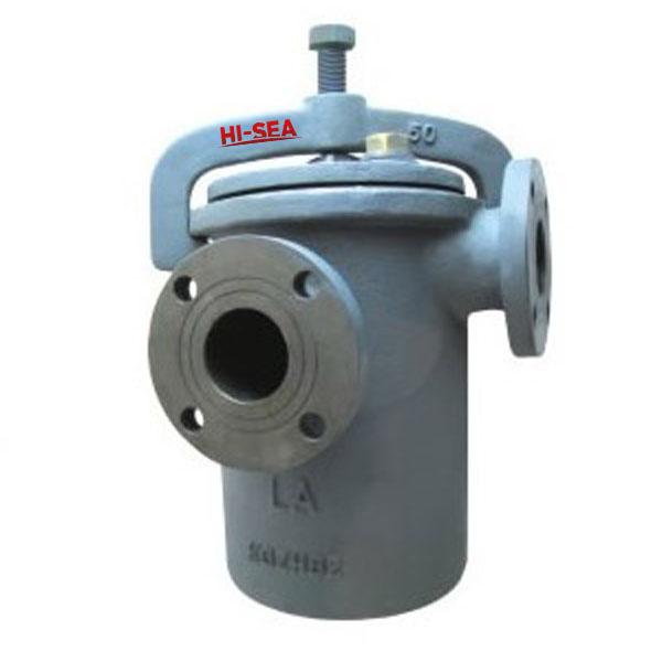 Marine Simplex Oil Strainer JIS F7209 Supplier, China Marine