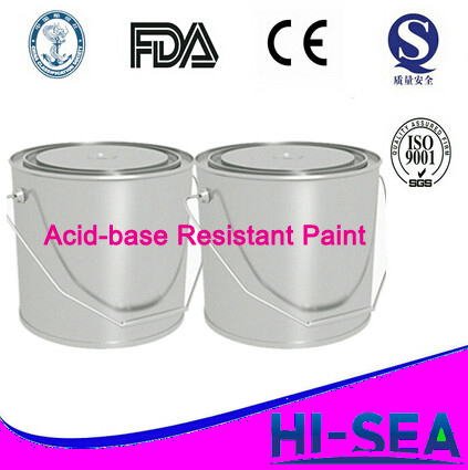 FXH50-33 High Build Epoxy Coal Tar Pitch Acid-base Resistant Paint