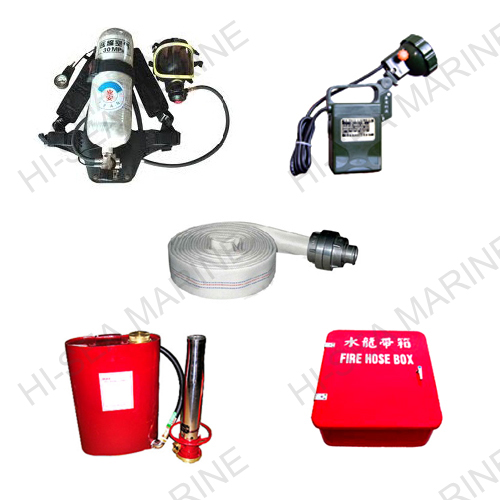 Marine Fire Fighting Equipment