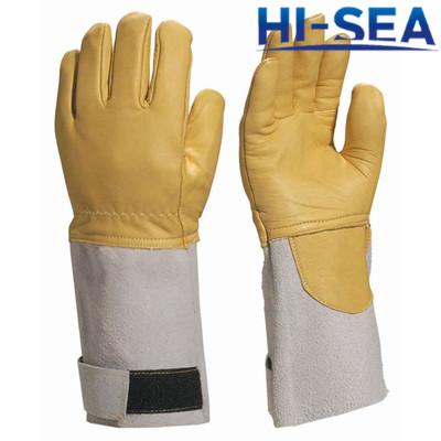 95f640dc8e07 Aluminum Foil Heat Resistant Gloves Supplier