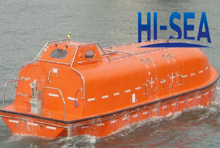 Fire-resistant Totally Enclosed Lifeboat
