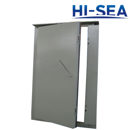 Fireproof EMI Shielding Door