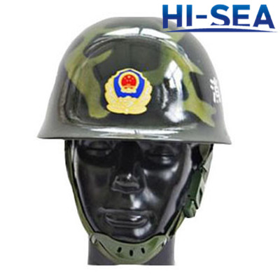 Flame Resistant Custom Safety Steel Helmet