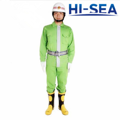 Flame Retardant Cotton Fire Suit