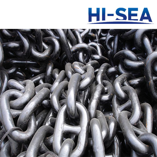 Flash Butt Welded Anchor Chain