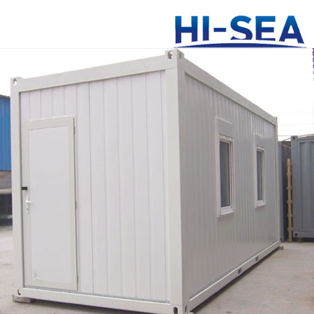 Flat Pack Prefab Container House