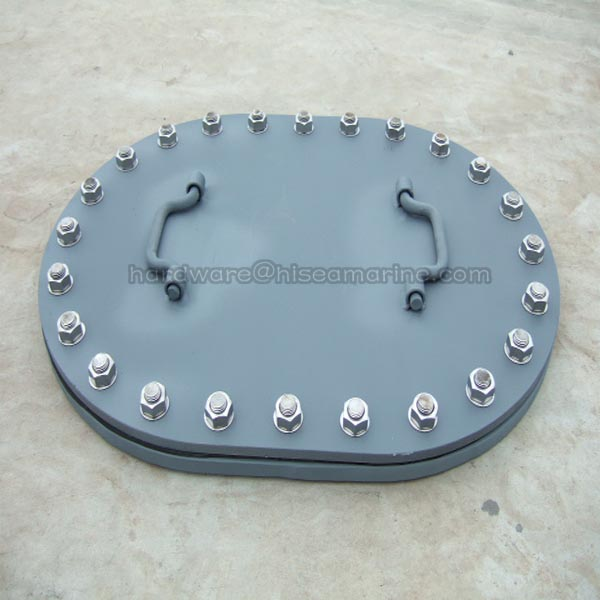 Marine Multi-Bolt Manhole Cover