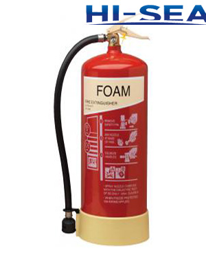 Foam fire extinguisher HSE-9