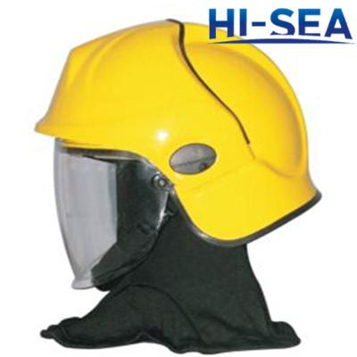 Full Face Fire Resistant Helmet